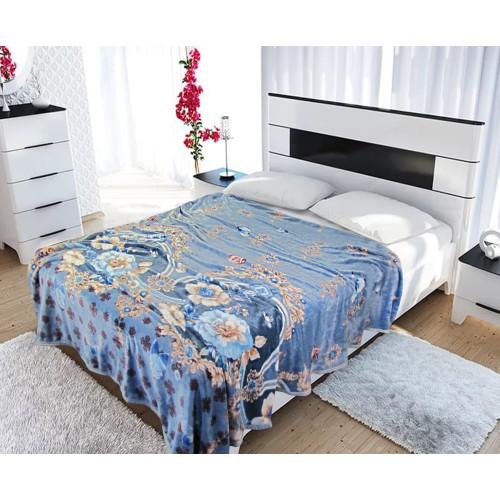Плед Tango Lindo микрофибра «Фланель» 1,5-спальный 3036-323