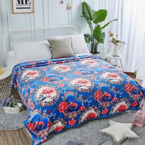 Плед Tango Lindo микрофибра «Фланель» 1,5-спальный 3036-384
