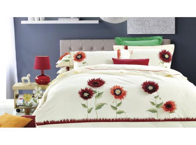 Beding Set сатин евро 2 наволочки
